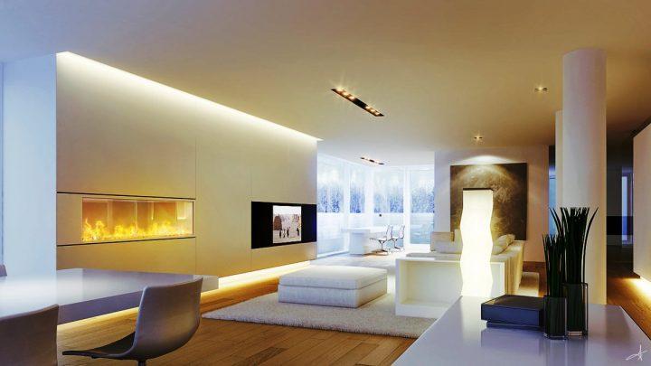 De trends van LED verlichting